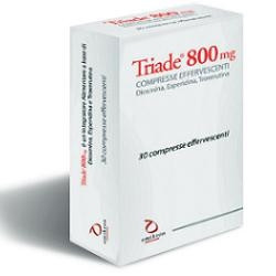 Triade 800mg 30 Compresse Effervescenti
