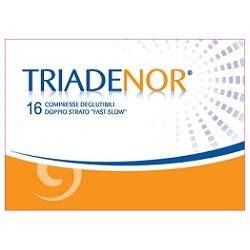 Triadenor 16 Compresse