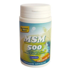 Natural Point Msm 500 100 Capsule Vegetali