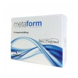 Metaform 30 Compresse 800mg