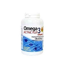 Biodue Omega 3 Active Plus 120 Perle