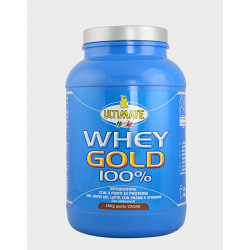 Ultimate Whey Gold 100% Cacao 750 Gr