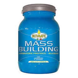 Ultimate Mass Building Vaniglia 1,8 Kg