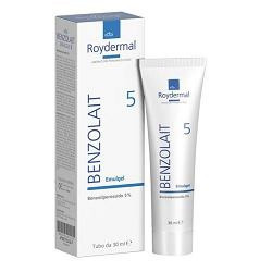 Benzolait 5 Emulgel Acne 30ml