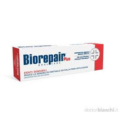 Biorepair Plus Dentifricio Denti Sensibili 75 Ml