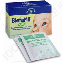 Blefamil Plus 20 Salviettine