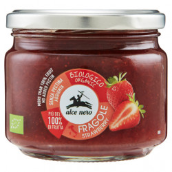Alce Nero Composta Di Fragole Biologica 270g
