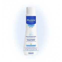 Mustela Bagnetto Mousse Eveil 200 Ml