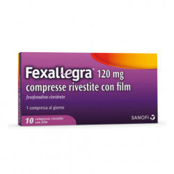Fexallegra Compresse Rivestite 120 Mg
