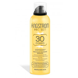 Angstrom Protect Instadry Spray Solare Spf 30 150ml