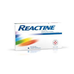 Reactine 6 Compresse 5mg+120mg