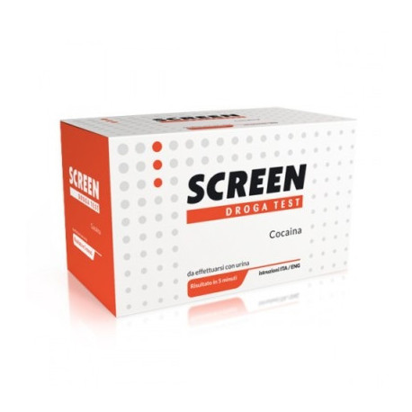 Screen Droga Test Cocaina