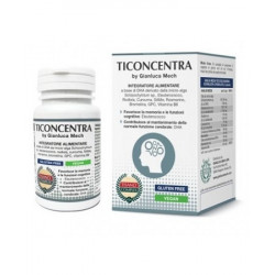 Gianluca Mech Tisano Complex Ticoncentra 30 Capsule