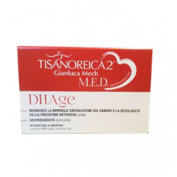 Tisanoreica 2 M.E.D. Dhage 30 Compresse