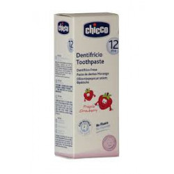 Chicco Dentifricio Fragola