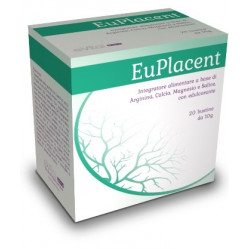 Euplacent 20 Bustine Da 10 G