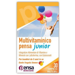 Multivitaminico Pensa Junior 30 Compresse