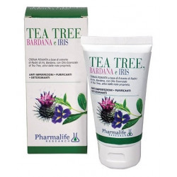 Crema Pomata Tea Tree Bardana & Iris 75 Ml