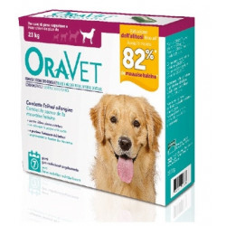 Oravet Chewing Gum Dog Large 7 Pezzi