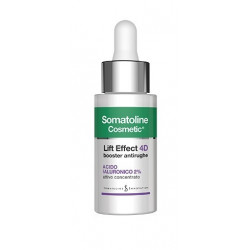 Somatoline Cosmetic Lift Effect 4d Booster Antirughe