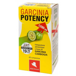 Garcinia Potency 1200 Dima Yellow 60 Compresse