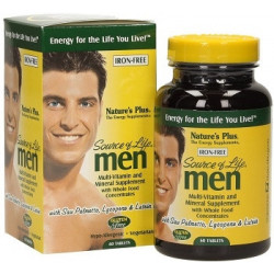 Source Of Life Men Integratore Alimentare 60 Tavolette