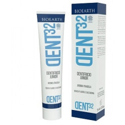 Dent32 Dentifricio Junior Fragola 75ml