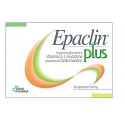 Epaclin Plus 30 Capsule Da 550 Mg