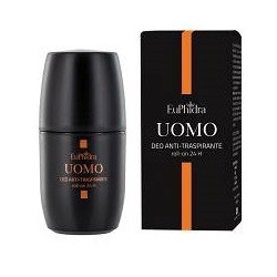 Euphidra Deodorante Uomo Antitraspirante Roll-on 50ml
