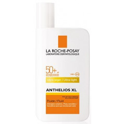 Anthelios Xl Spf 50+ Fluido Ultra Leggero 50ml