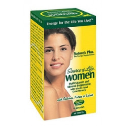 Source Of Life Women Complesso Multivitaminico 60 Tavolette