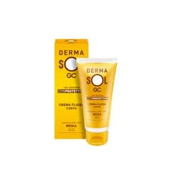Dermasol Gc Crema Fluida Solare Media 100 Ml