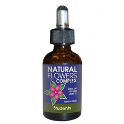 Natural Flowers Complex Students Gocce Per Uso Orale 50ml