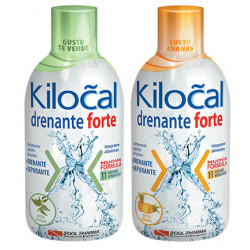 Kilocal Drenante Forte The' Verde 500 Ml