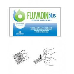 Fluvadin Plus 10 Ovuli Vaginali