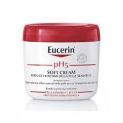 Eucerin Soft Cream 450 Ml