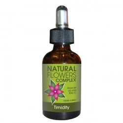 Natural Flowers Complex Timidity Gocce Per Uso Orale 30ml