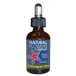 Natural Flowers Complex Electromagnetic Stress Gocce Orali