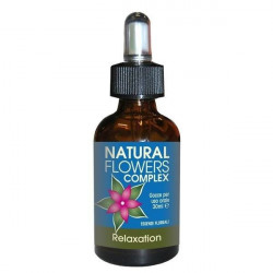 Natural Flowers Complex Relaxation Gocce Per Uso Orale 30ml