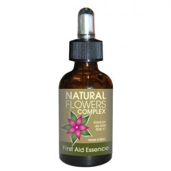 Natural Flowers Complex First Aid Essence Gocce Orali 30ml