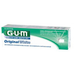 Gum Original White Dentifricio 75ml