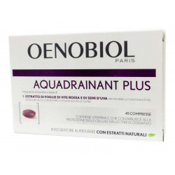 Oenobiol Aquadrainant Plus 45 Compresse