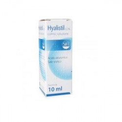 Hyalistil Bio Collirio 0,2% 10ml