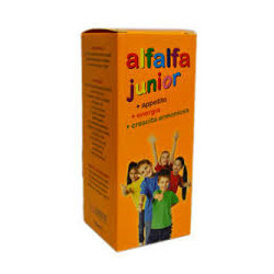 Alfalfa Junior Sciroppo 125ml