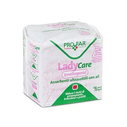 Lady Care Assorbenti Ultrasottili 14 Pezzi