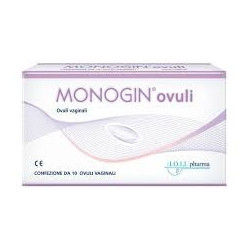 Monogin 10 Ovuli Vaginali