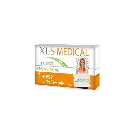 Xls Medical Liposinol 180 Compresse