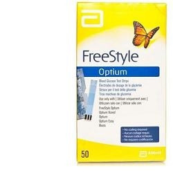 Freestyle Optium 50 Test Strips