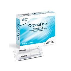 Oracol Gel 6 Flaconi 3ml