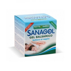 Sanagol Gel Balsamico 50ml